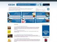 Rozsáhlý e-shop, podpůrné produktové weby