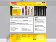 SEO služby a webdesign pro zviditelnění portálu SOUDAL.CZ