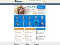 Interaktivní katalog pro významného dodavatele zmrzlinových strojů