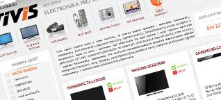 Internetový obchod tivis.cz