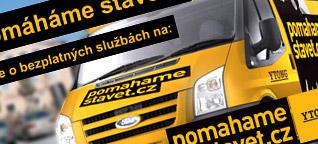 Banner - pomahamestavet.cz
